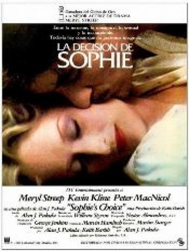 Sophie's decision (AJ Pakula, 1982)