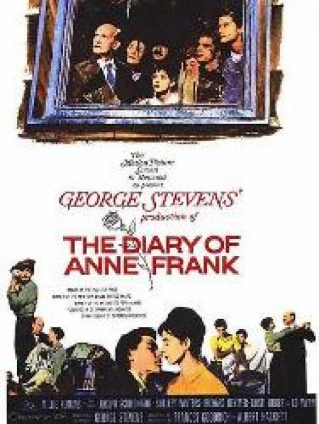 The diary of Anna Frank (G. Stevens, 1959)