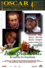 Adaptation. El ladrón de orquídeas