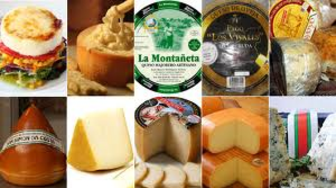The best cheeses in Spain