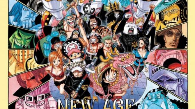 As melhores sagas de One Piece