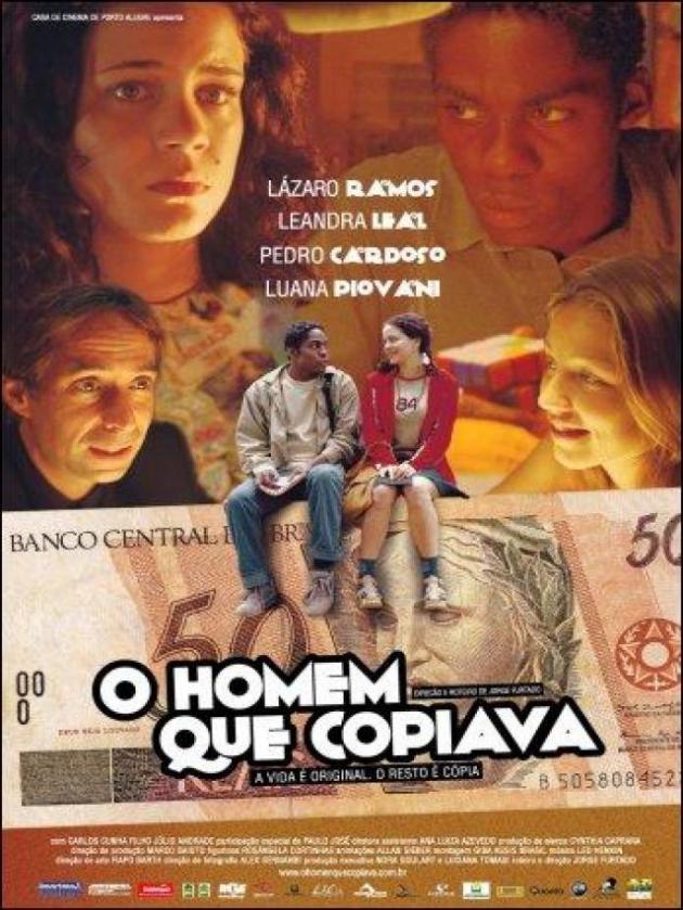 El hombre que copiaba (2002)
