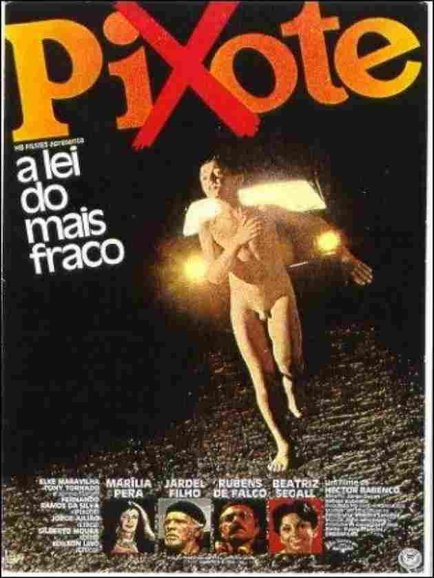 Pixote, la ley del más débil (1981)