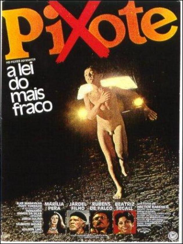 Pixote, la loi des plus faibles (1981)