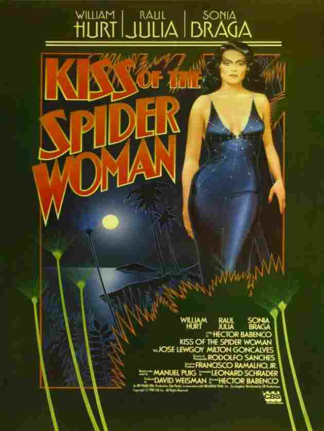 The Spider Woman's Kiss (1985)