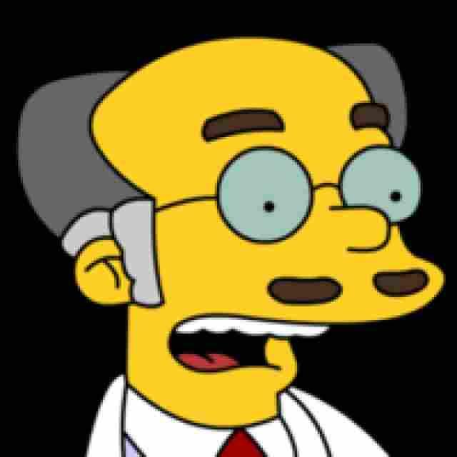 Waylon Smithers Sr.