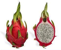 Pitaya ou fruit du dragon