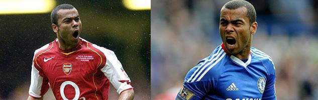 Ashley Cole (Arsenal FC - Chelsea FC)