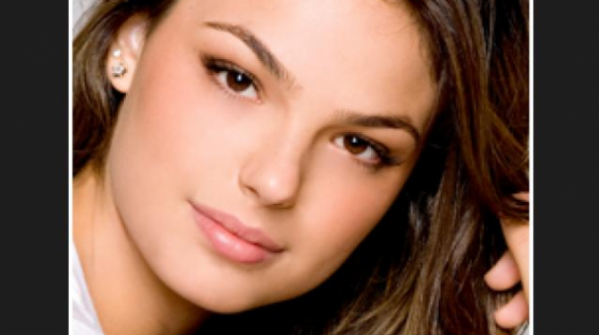 The most beautiful actresses of Brazilian soap operas