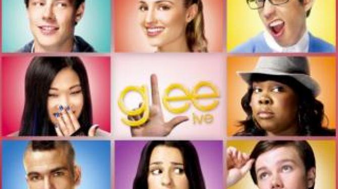 Glee лучшие песни