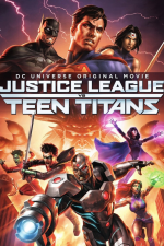 Liga da Justiça vs. Jovens Titãs