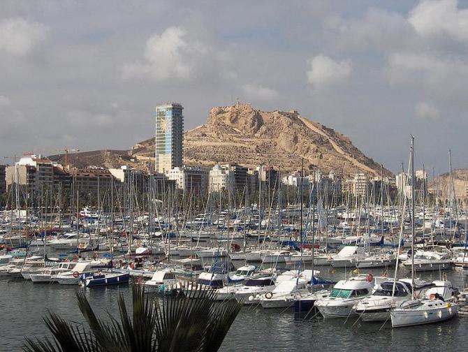 Alicante / Alacant (Cộng đồng Valencian)