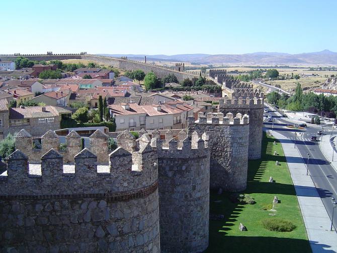 Avila (Castile dan León)