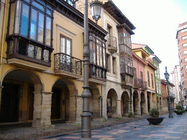 Avilés (Principality of Asturias)