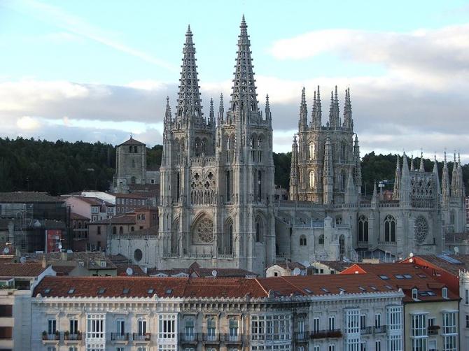 Burgos (Castile dan León)