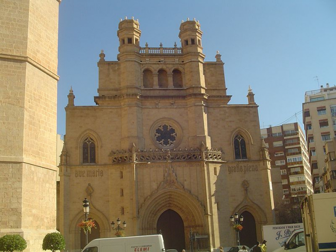 Castellón de la Plana / Castelló de la Plana (Cộng đồng Valencian)
