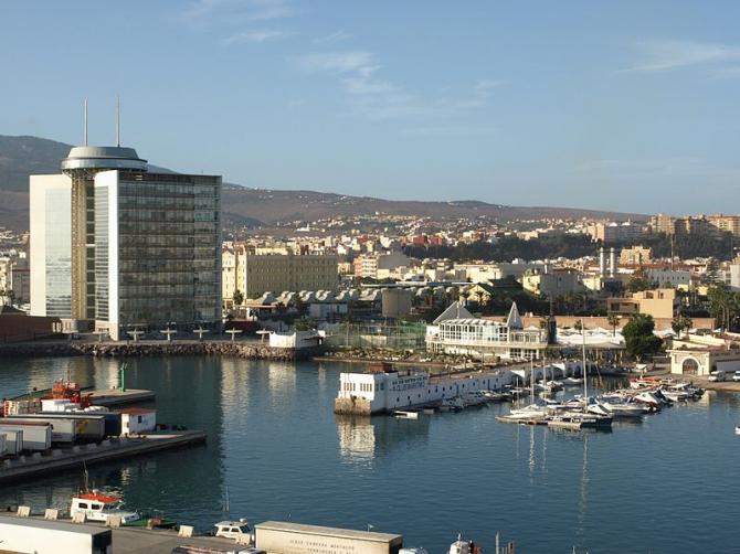 Kota Autonomi Melilla