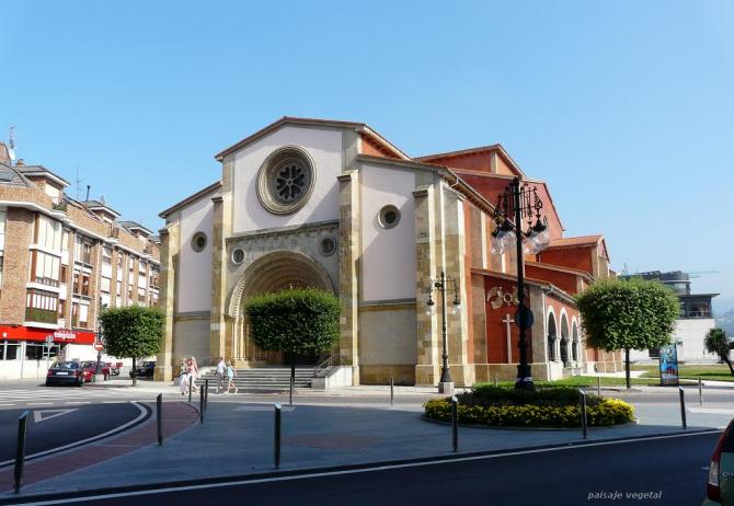 Langreo / Llangréu (Principality of Asturias)