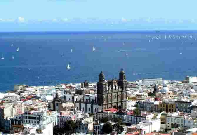 Las Palmas de Gran Canaria (Islas Canarias)