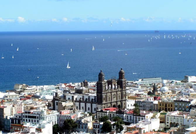 Las Palmas de Gran Canaria (Kepulauan Canary)