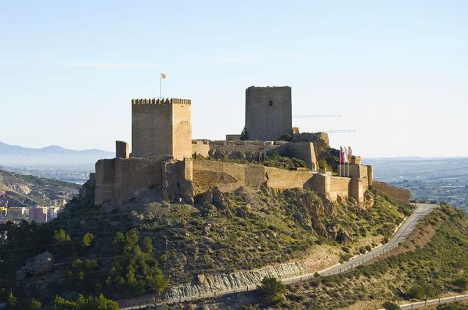 Lorca (Wilayah Murcia)