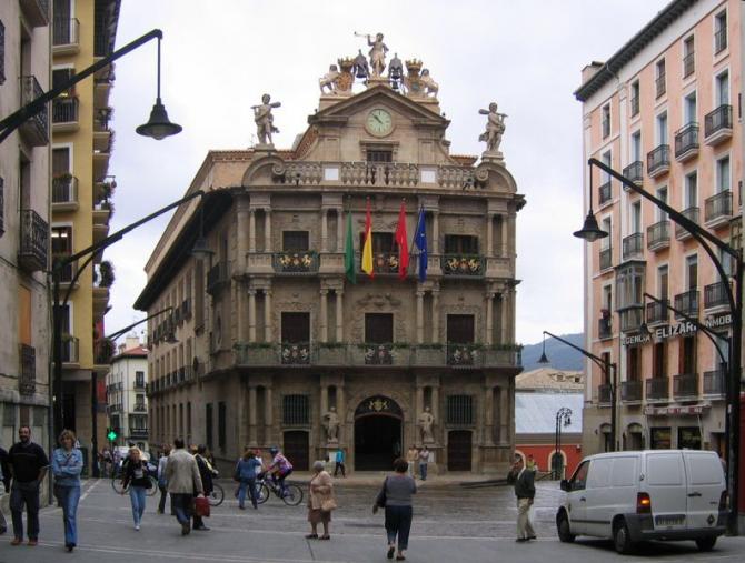 Pamplona / Iruña (Cộng đồng Foral của Navarra)