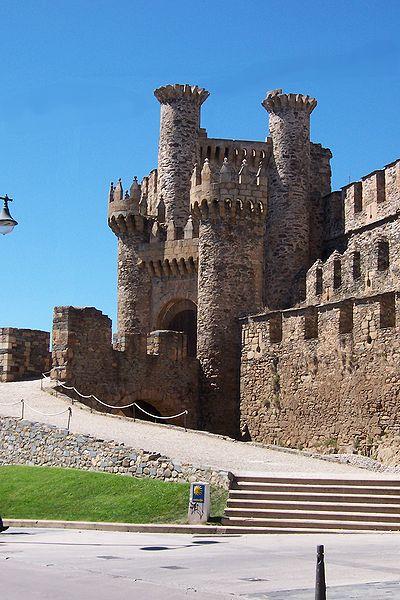 Ponferrada (Castile dan León)