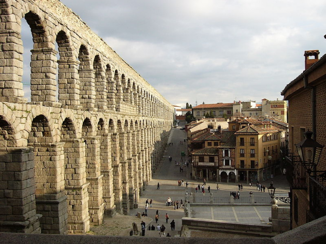 Segovia (Castile dan León)