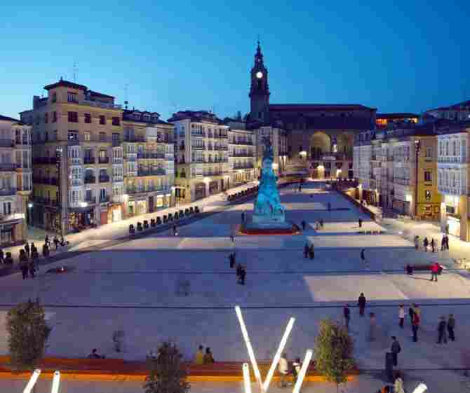 Vitoria-Gasteiz (Basque Country)