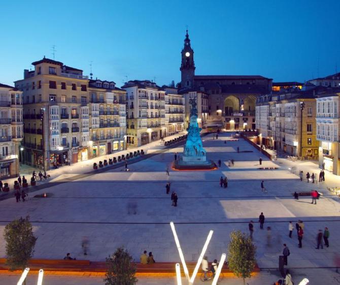 Vitoria-Gasteiz (Negara Basque)