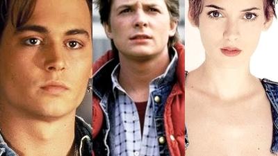Die 10 berühmtesten Teenager-Stars der 80er Jahre