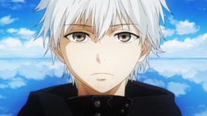 Anime com cabelo branco (cabelos brancos)