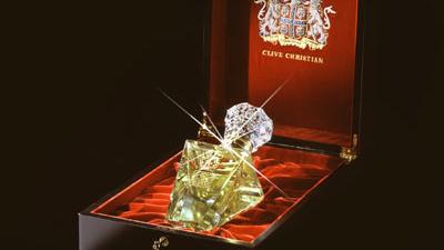 Les parfums les plus chers de l'histoire