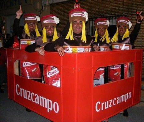 Caixa de cerveses