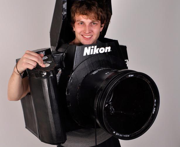 Photographic camera