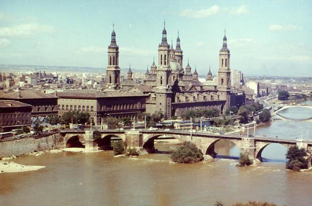 Базилика дель Пилар де Сарагоса