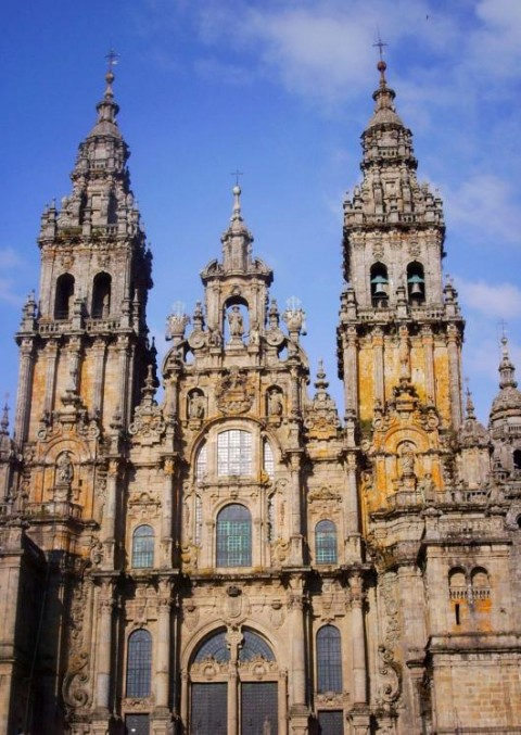 Собор Сантьяго-де-Компостела
