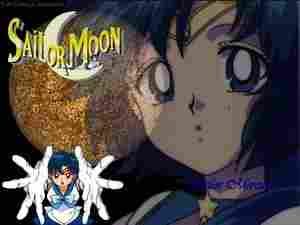 Ami Mizuno / Sailor Mercury
