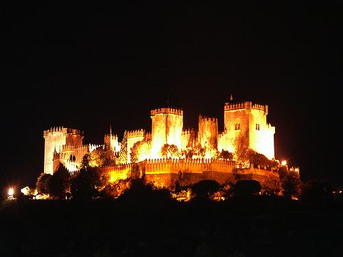 CASTLE OF ALMODOVAR (CORDOBA)