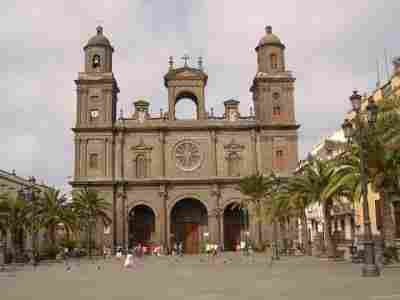 CATHEDRAL OF LAS PALMAS DE GRAN CANARIAS