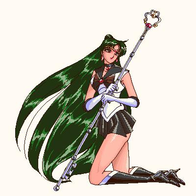 Marinheiro Plut / Setsuna Meioh