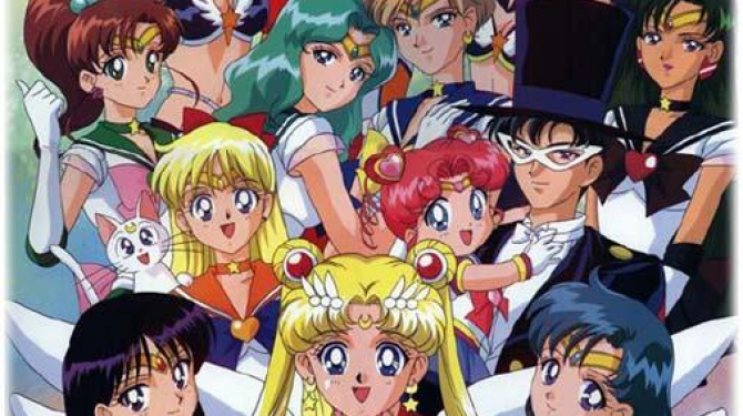 The best characters of Sailor Moon