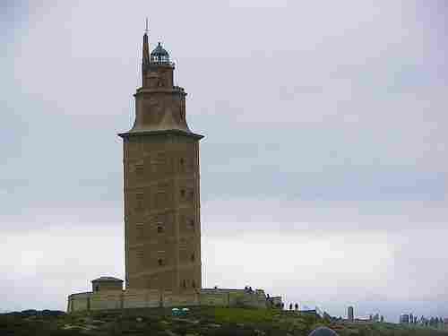 TOWER OF HERCULES DE LA CORUÑA