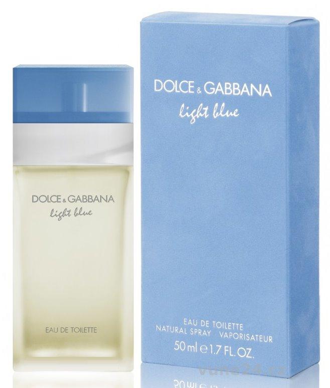 Azul claro (Dolce & Gabbana)