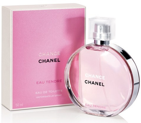 Chance eau tendre (Chanel)