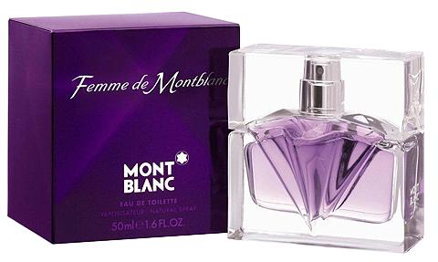 Femme (Mont Blanc)