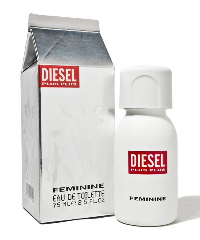 Plus plus feminino (Diesel)
