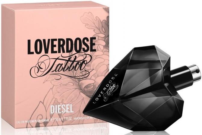 Tatuagem Loverdose (Diesel)