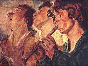 flauta dolça