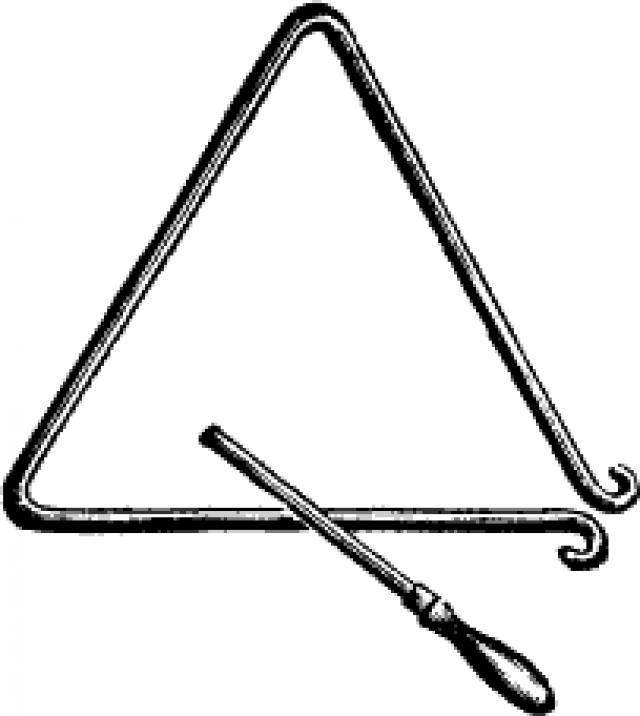 Triángulo (instrumento musical)